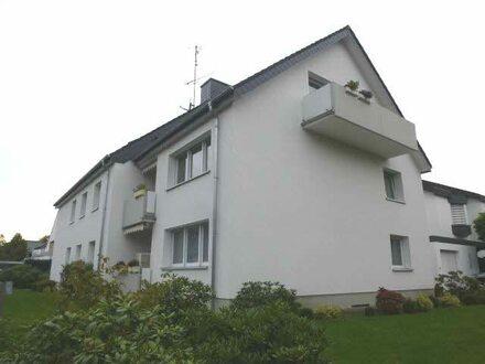 Schöne 3 ZKBB-Dachgeschosswohnung in Wiedenbrück