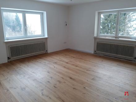 Großzügige 4-Zimmer-Wohnung mit einem traumhaften Ausblick!