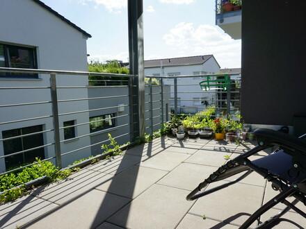 Stadtnahes Wohnen mit tollem Balkon