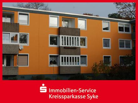+++ Sehr gepflegte modernisierte Wohnung in sehr gepflegter Wohnanlage/Garage und Keller +++