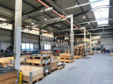 Lager   Produktion   Büro   direkte Autobahnanbindung