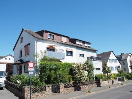 1-2 Familienhaus in Rüdesheim-Eibingen mit Garage und Garten zu verkaufen.