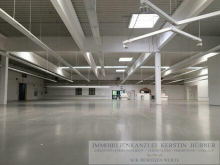 Hochattraktives Gewerbeobjekt mit erstklassigen Hallenflächen und Büros