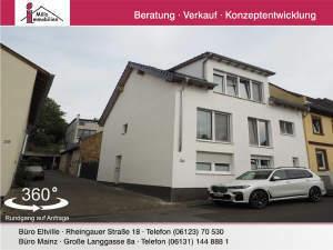 Neuwertiges 1-2 Familienhaus für gehobene Ansprüche in ruhiger Wohnlage von Mainz-Hechtsheim