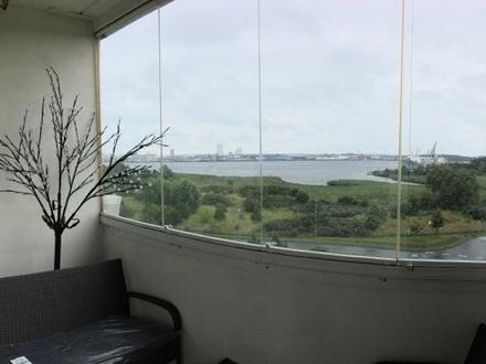 3- RWE Möbliert - Ostsee 3km, Balkon, modern mit Entertain und Internet