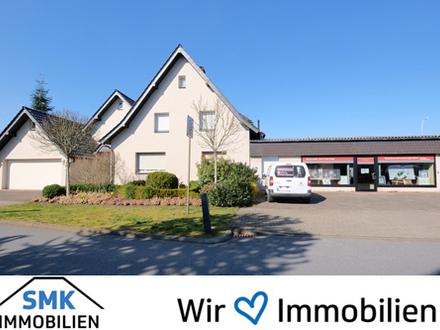 Zwei Einfamilienhäuser und ein Ladenlokal in Verl-Kaunitz!