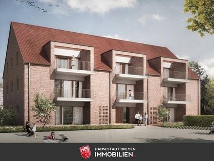"""Eigentumswohnungen im """"Bötjerschen Hof"""" - Wohnen im Künstlerdorf Worpswede"""