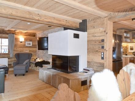 Bramberg: Alpine Gemütlichkeit für große Familie und Freunde in revitalisiertem altem Forsthaus.