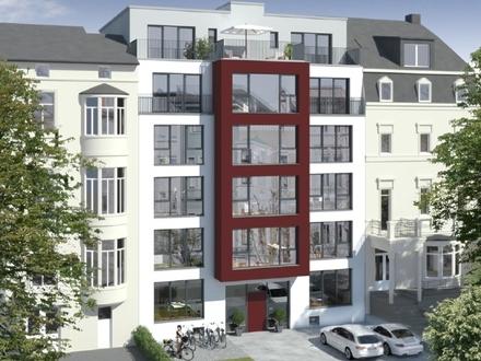 Neubau/Erstbezug: Hochwertige Bürofläche in optimaler Lage