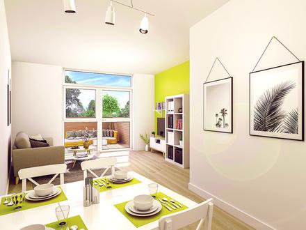 HYGGE – Gutes Leben: Moderne Wohnung mit Garten!