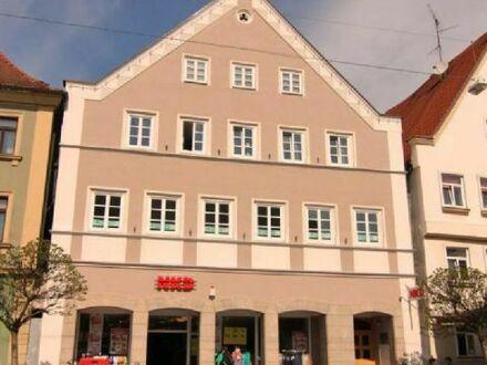Wohn- und Geschäftshaus mit Potenzial zentral in Lauingen - ca. 4,6 Prozent Rendite