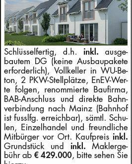 Haus in Wörrstadt (55286)
