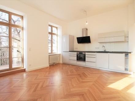 Ihr Traum vom Wohnen wird wahr! Luxus Suite - 4 Zimmer, Küche, 2 Bäder in Toplage