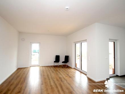 BERK Immobilien - 2-Zimmer-Wohnung im EG mit Gartenanteil - NEUBAU