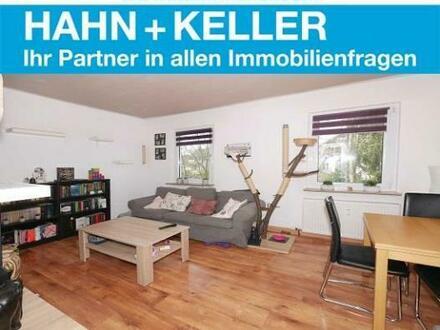 Wohnen am Hainbach! 3-Zimmer-Wohnung mit Balkon!