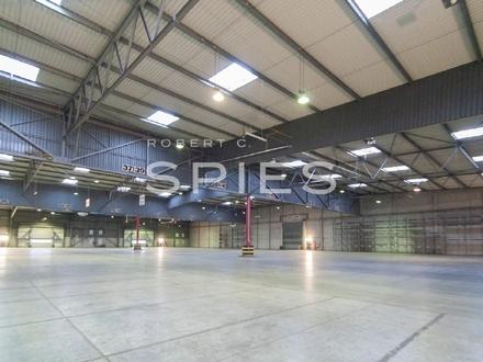 Ab sofort - Logistik- und Industriehalle in Bremerhaven