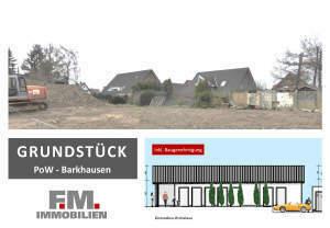 Baulücke in 2ter Reihe mit genehmigtem Bauantrag - provisionsfrei, bauträgerfrei, sofort bebaubar