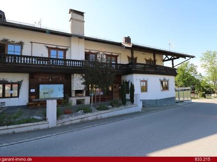 Ein außergewöhnliches Angebot! Gästehaus in herrlicher, sonniger Lage von Bad Feilnbach