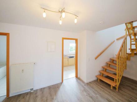 Geräumige 3-Zimmer-Maisonette-Wohnung mit Tiefgaragen-Stellplatz