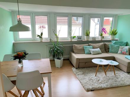 Gemütliche 3 Zimmer-Wohnung im Hansaviertel