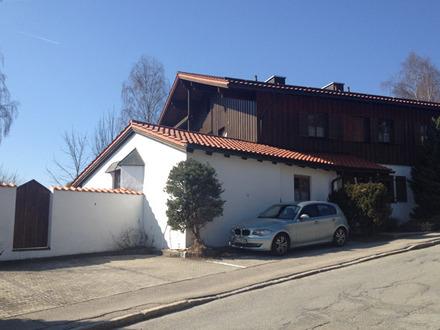 Gartenwohnung mit Terrasse