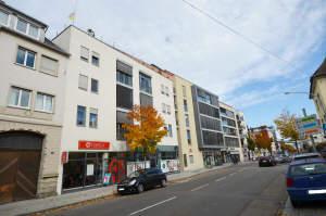 KAPITALANLAGE Ladeneinheit mit TG-Stellplatz im Herzen von Neu-Ulm