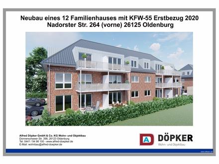 Neubau-ETW OL-Nadorst, W 9, DG links