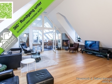 Penthouse mit Nordseestrand in Stadtlohn!