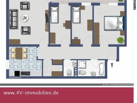 Helle und gemütliche 4 Zi.-Whg. mit Balkon in Meitingen