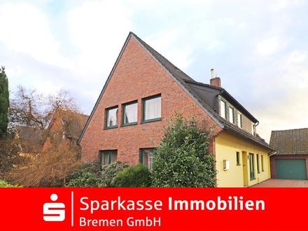 Wundervolle Stadtoase mit Seltenheitswert in begehrter Wohnlage von Bremen-Burg-Grambke