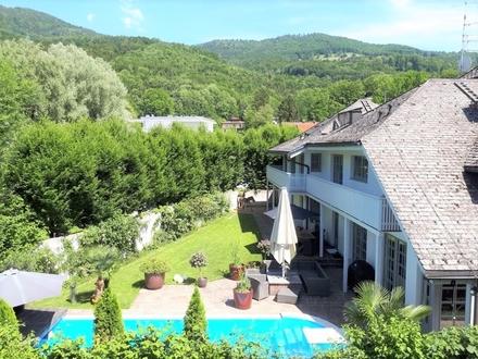 Haus im Haus in Premiumlage! Eleganz der Spitzenklasse mit Pool und Sonnengarten