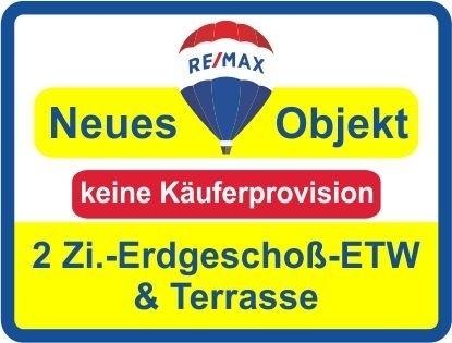 Kaufen Sie ab € 235,- mtl.*/ EG 2 Zi.-ETW m. großer Terrasse ! Randlage ! Keine Käuferprovision!