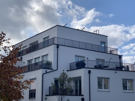 Attraktives Penthouse mit großer Dachterrasse in Ramersdorf