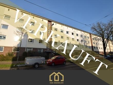 Verkauft: Anlage Peterswerder / Gepflegte 3 Zimmer-Wohnung mit Balkon in begehrter Lage