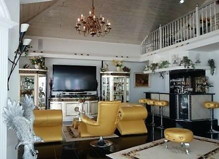 **Extravaganz gepaart mit purem Luxus, Architektur mit Stil**