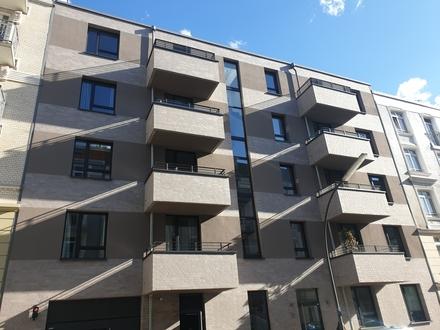 Hochwertige 4-Zimmer-Neubauwohnung mit 2 Balkonen in Winterhude