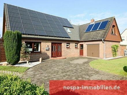 Saniertes Einfamilienhaus in ruhiger Lage in Joldelund!