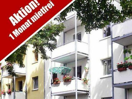 +++ Perfekte ruhige 2 Raumwohnung in grüner Oase mit Balkon! +++