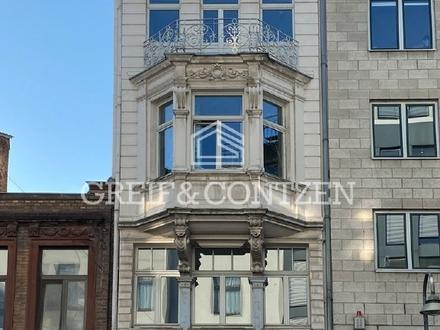 Denkmalgeschütztes Wohn- und Geschäftshaus in Köln-Deutz