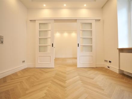 Geschichte trifft Bestlage: 4-Zimmer-Wohnung im Frankfurter Holzhausenviertel