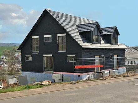 Neubau Doppelhaushälfte in Eschau-Sommerau