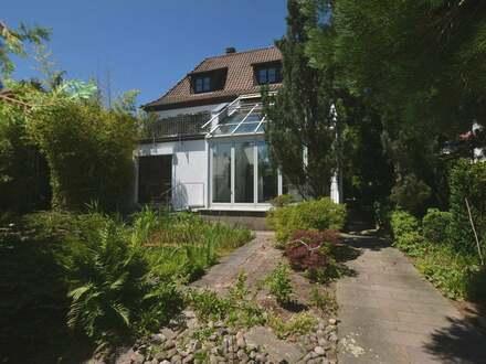 Einzigartige Stadthausvilla am Weingartenberg in Biberach