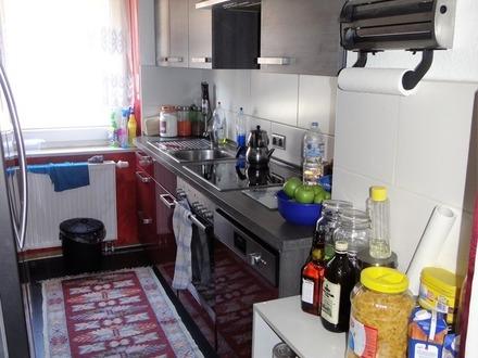 Perfekt geschnittene 2 Zimmer-Wohnung - zentral & nah am Grünen
