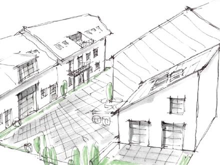 Atelierhaus - die etwas andere Wohnung