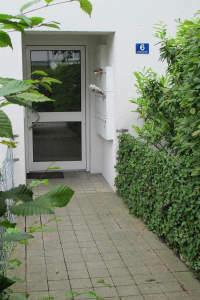 Exklusive 2. Zimmer DG Wohnung mit Dachterrasse und Loggia in Burghausen zu vermieten