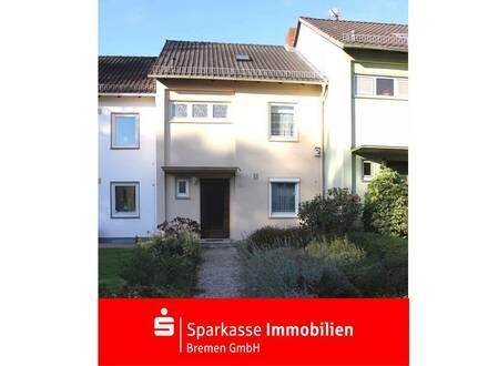 Renovierungsbedürftiges Reihenhaus in toller Lage, Nähe Knoops Park in Bremen-St. Magnus