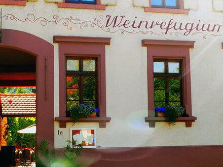 Restaurant Weinrefugium sucht neuen Pächter