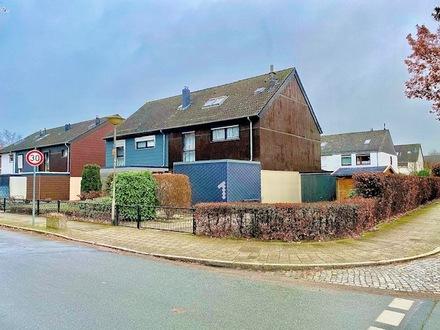 Arbergen! Große Doppelhaushälfte mit Garage in familienfreundlicher Wohnlage!