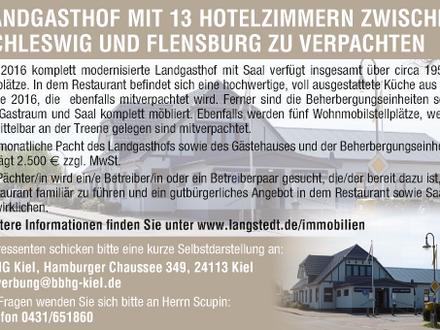 Landgasthof mit 13 Hotelzimmer