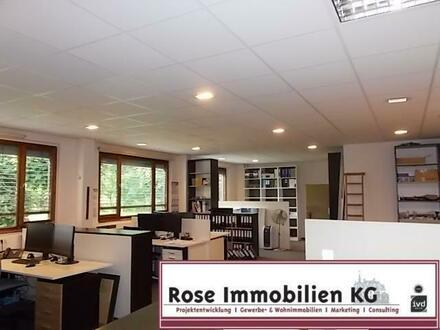 ROSE IMMOBILIEN KG: Büro mit Lager in Porta Westfalica!